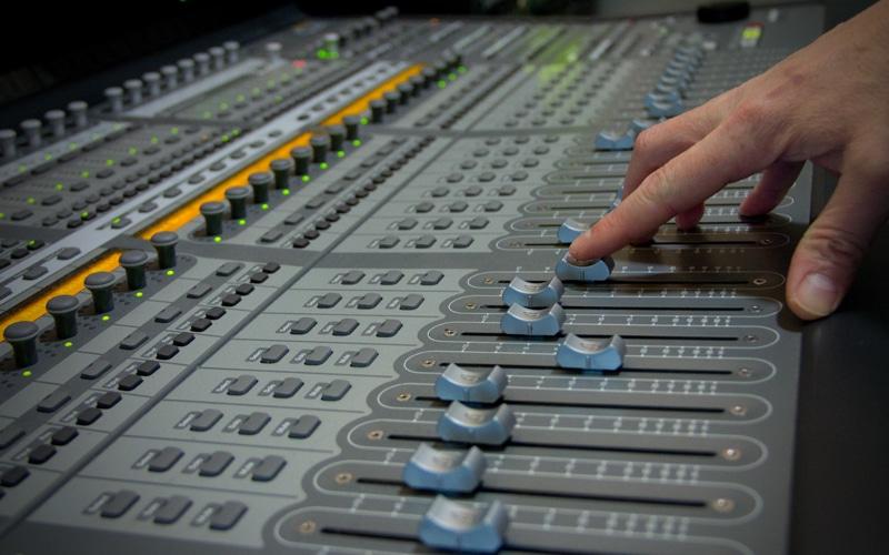 Paul Baxter Audio Post Production Melbourne