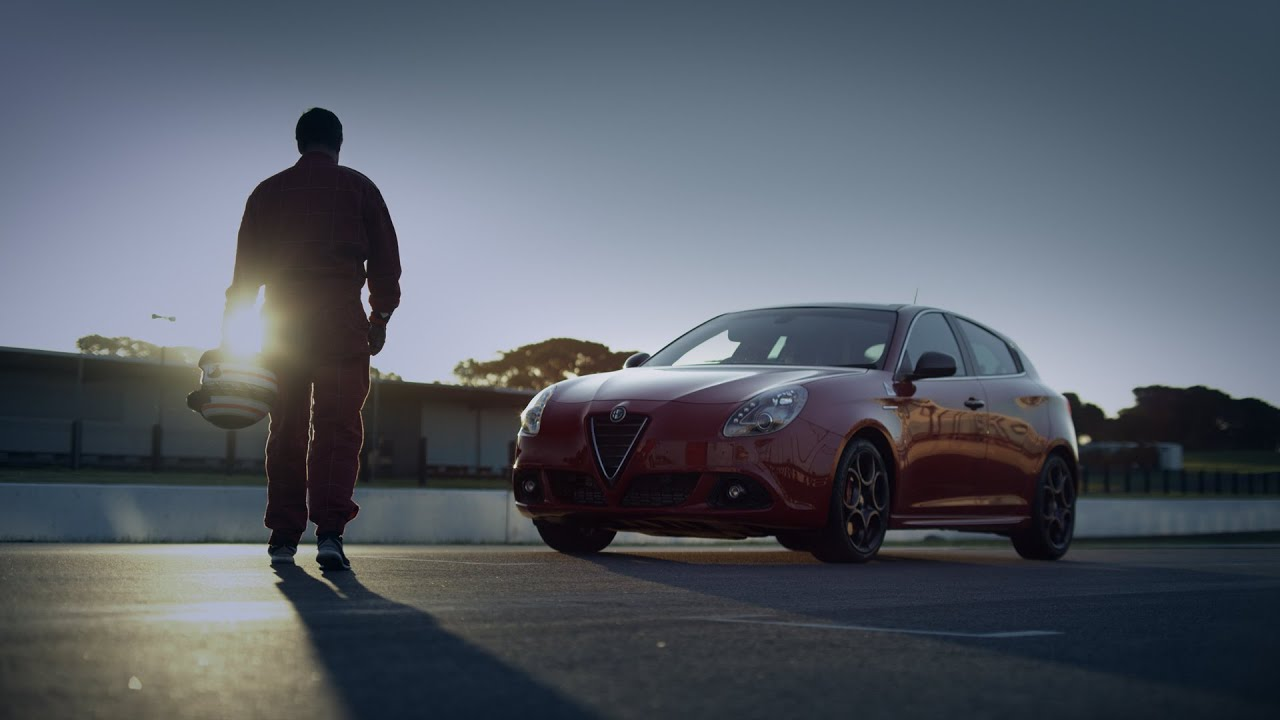 Alfa Romeo – The Performance Piece