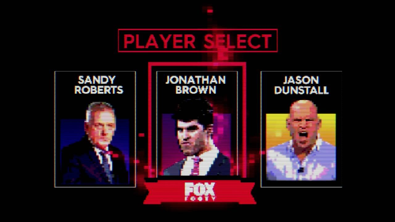 Fox Footy – Retro Round 8 Bit All Weekend