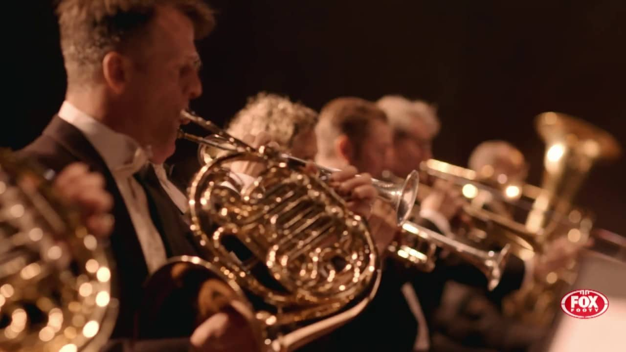 Fox Footy Theme Music – Melbourne Symphony Orchestra